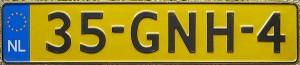 km fraude NL auto